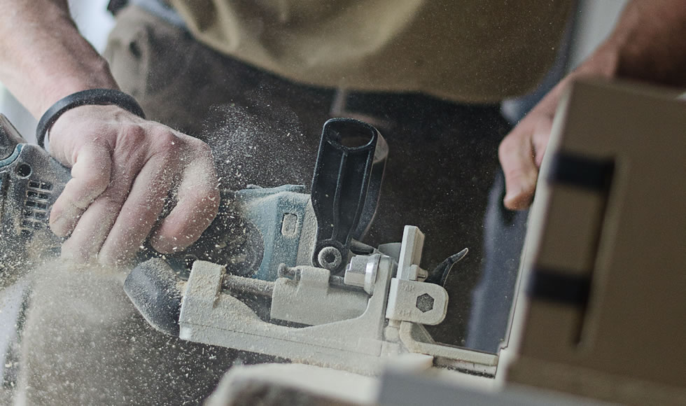 woodworking company in derby